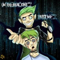 I'M the real one .... trust me by MissNitlL