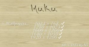 MUKU Wallpaper Pack by LOX311