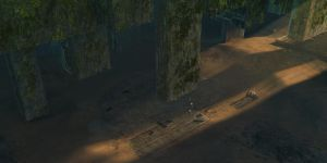 The Old World by Jessica-Rossier