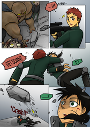 L4D2_fancomic_Those days 132 by aulauly7
