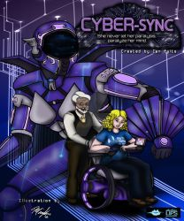 Cyber-Sync poster-1 by TheSorceressRaven