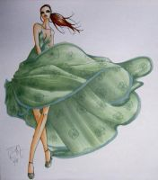 big dress by LittleDi