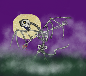 A Skelly by Cheeseburger911