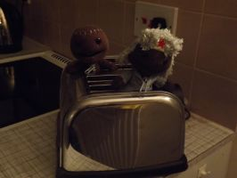 Sackboy's in Trouble by Collioni69