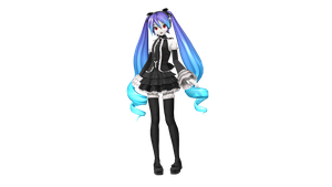Project Diva Arcade Future Tone Infinity Miku by WeFede