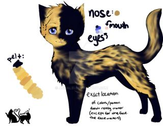 new unnamed RiverClan OC (((: by Annalei