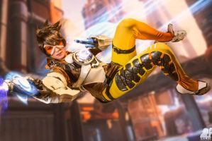 Tracer - Overwatch by XwinterXsilenceX
