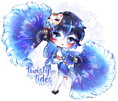 [Adopt] Twisty Tides by Starlipop