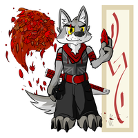 XAOS' NEW KIT by Xaos-Wolf