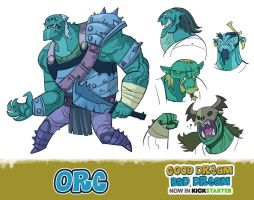 Orc by Onikaizer