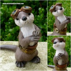 River Otter by MysticReflections