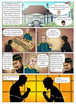 Diponegoro page 1 by niqwoz