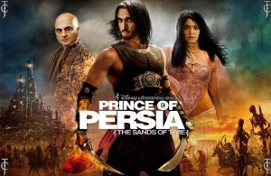 Disney's Prince of Persia Recast by Valor1387