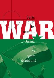syria could be next by spicone
