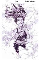 Donna Troy by manapul