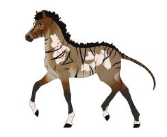 N2929 Padro Foal Design for MistMasquerade by casinuba