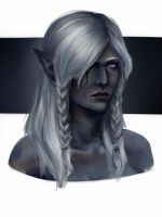 drow by AnnaHelme
