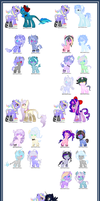 .:Breedable:. Star Shooter Batch 02 [2/28 ] by DevilAdopts