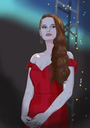 Cheryl Blossom - Riverdale - Madelaine Petsch by Justown