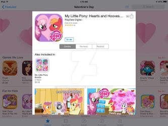 Apple knows it's MLP ships... by NoxidamXV
