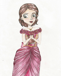 Tessa Gray by LivreRose