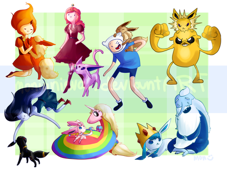 Eevee Time! by Soupery