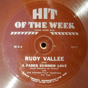 Hit Of The Week Rudy Vallee 1 by PRR8157