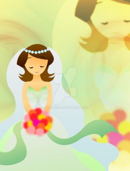 Waiting for an 'I Do' by MehReel