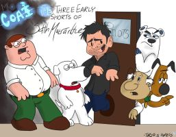 Mr. Coat n' the 3 Early Shorts of Seth Macfarlane by TSH678