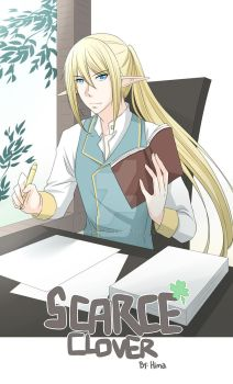 Scarce Clover: Chapter 25 Cover by himachan