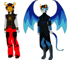 Homestuck Adoptables set 2 (2/2) CLOSED by NotoriousDogfight