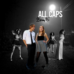 ALL CAPS Cover Number Two by tehforkeh