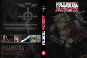 OWs - FMA DVD Cover 01 by MastaHicks