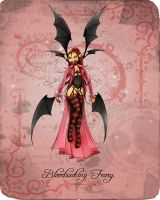 The blood sucking faery by clv