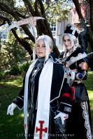 2012 - Trinity Blood - 2 sides of the same coin by vefalasiel