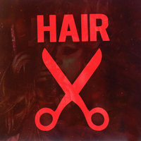 Hair album cover by abscenced