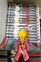 Edward Elric Paperchild by OutsideTheBox11