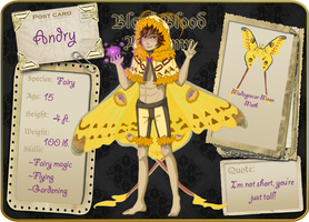 BBA: Andry by exiss