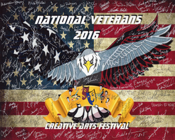 2016 National Veterans Creative Arts Festival by B-Richards