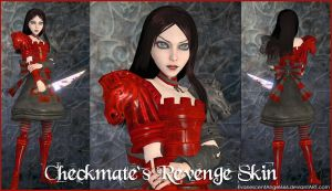 A:MR Skin -Checkmate's Revenge by EvanescentAngel666