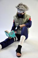 Time to read by Suki-Cosplay