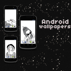 Wallpapers #2 by BlessedParadise