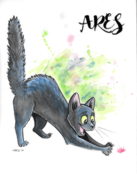 Ares by chill13