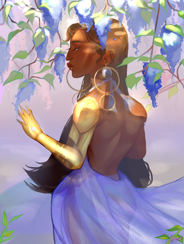 Symmetra: FashionWatch Zine Entry by rosheruuu
