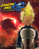 Vegeta: Finaly I'm the king of Universe! by PAabloO