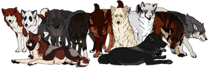 Pack Premade - COMPLETED by Kayxer