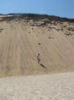 In the Sand, On the Dune by DecimatedDreamsX