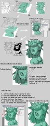 shadow tutorial by 14-bis