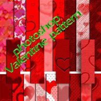 Valentine pattern by roula33