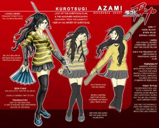 SDL-T Azami Reference by Wrenatus